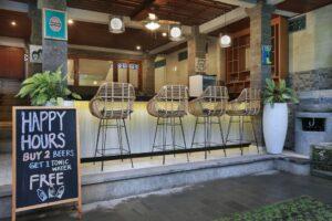 restaurant at Ketut's Place Villas