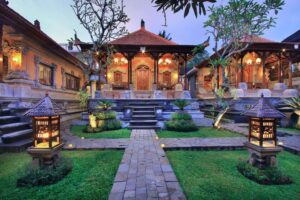 Royal Balinese Style Villa